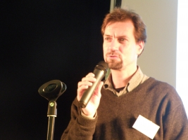 Debat van de duurzaamheid met Maurits Groen
