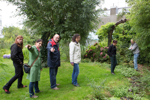Het eerste Rotterdamse Parkenweekend 14 en 15 september