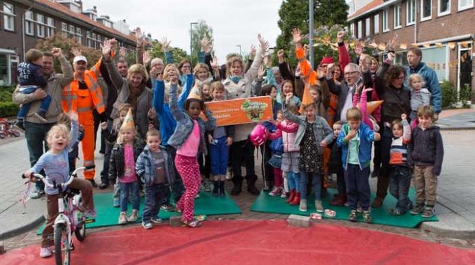 Groot feest in Rotterdamse Klimaatstraten