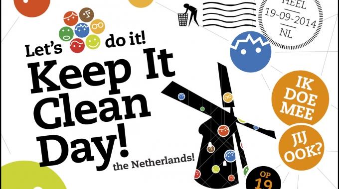 Keep it cleanday Rotterdam