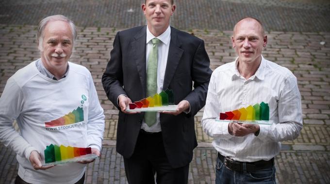 Vestia, raad en IJsselmonde genomineerd
