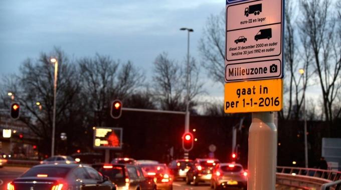 De strijd tegen roet in Rotterdam