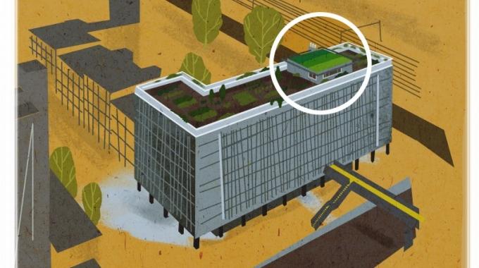Nieuw stadsinitiatief: het Slimdak
