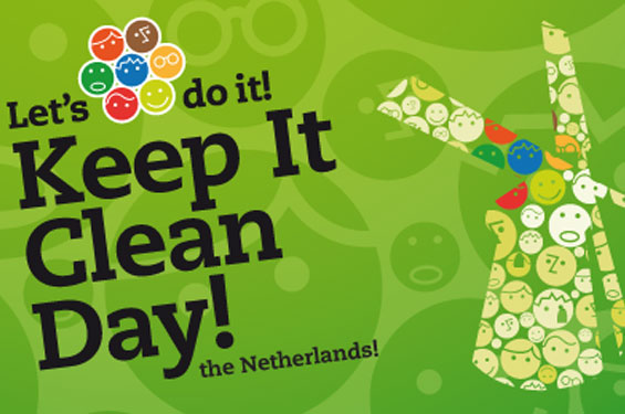 Keep it clean day Rotterdam