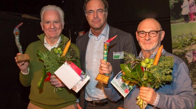 Groenevogel en – pluim voor Lex Stello, Jaap Faber & Pex Langenberg