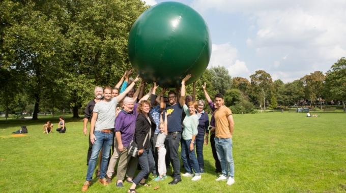 Op naar een groener en duurzaam Rotterdam – werkverslag 2017 –