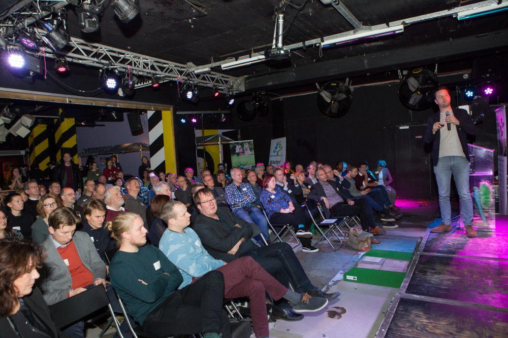 Groeneconferentie over Rotterdam in de toekomst | 18 december