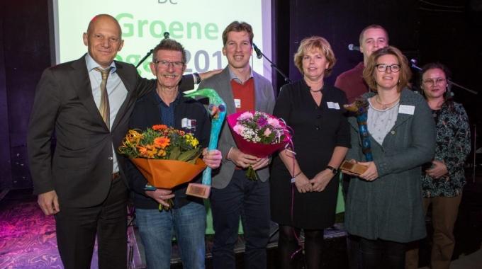 Groenevogels 2018 naar vogelopvangcentra de Vogelklas & de Houtsnip