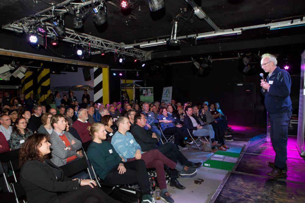 Video-impressie Groeneconferentie 2018 'Water en de stad'