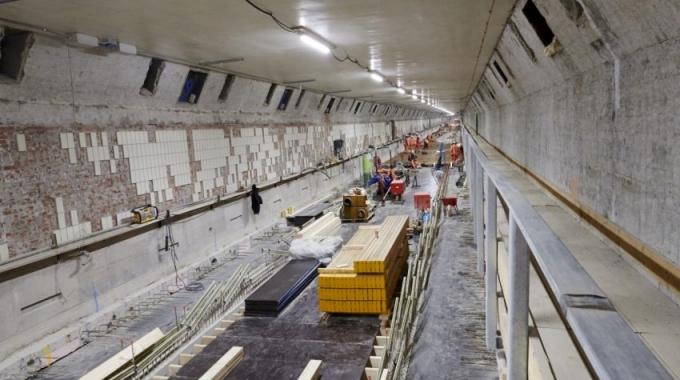 'Gezond Verkeer' wil Maastunnel met 1 baan voor openbaar vervoer