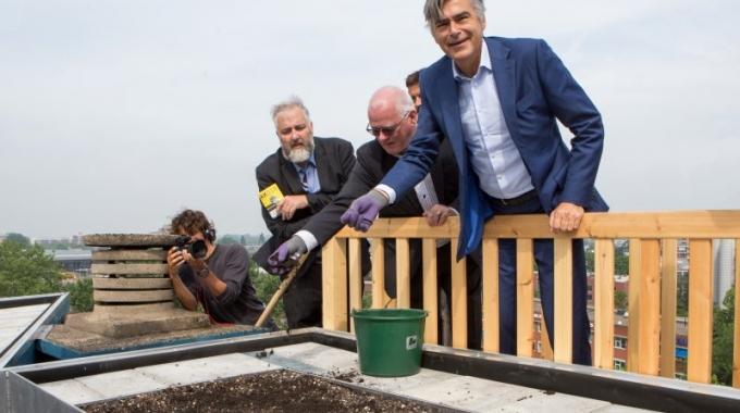 Jaarverslag 2018 van het Rotterdams Milieu Centrum