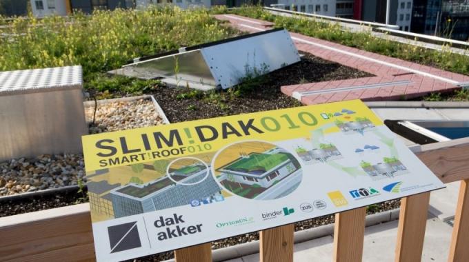 22 slimme daken in de planning als vervolg op het Slimdak010
