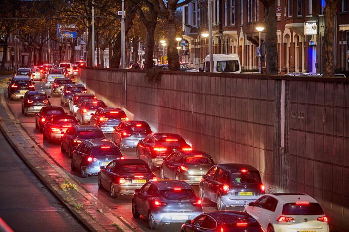 Gezond Verkeer wil een schone tunnelbus door de Maastunnel
